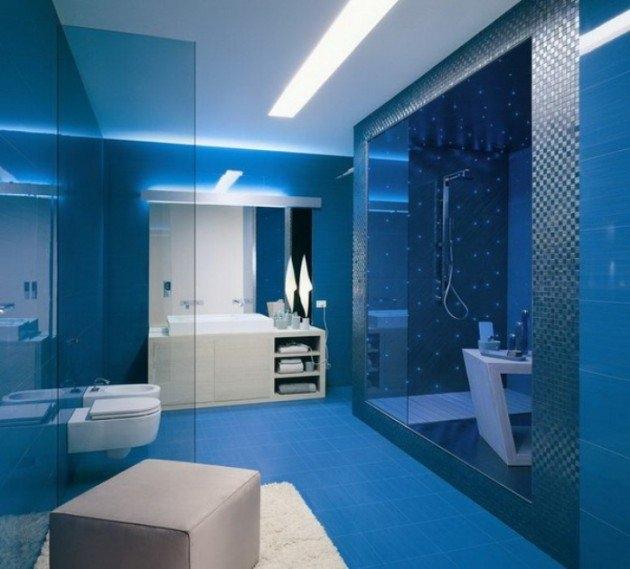 5 propuestas de colores modernos para sentirte a gusto en tu baño.