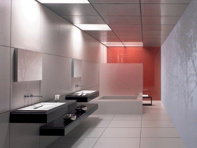 5 propuestas de colores modernos para sentirte a gusto en tu baño