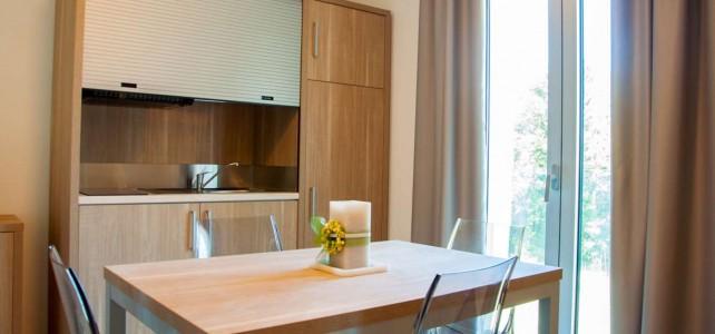 Soluciones de mobiliario para cocina pequeñas