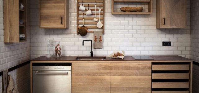 Una innovadora cocina de diseño nórdico
