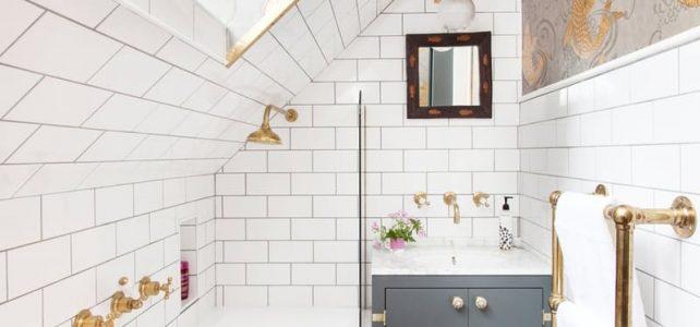 15 baños pequeños con mucho estilo