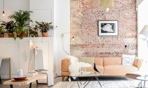 Pared de ladrillo visto: 30 ideas para decorar tu vivienda